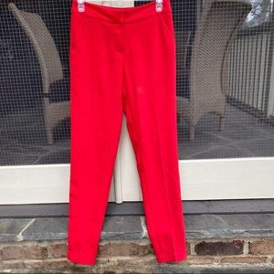 Trina Turk Red Trousers
